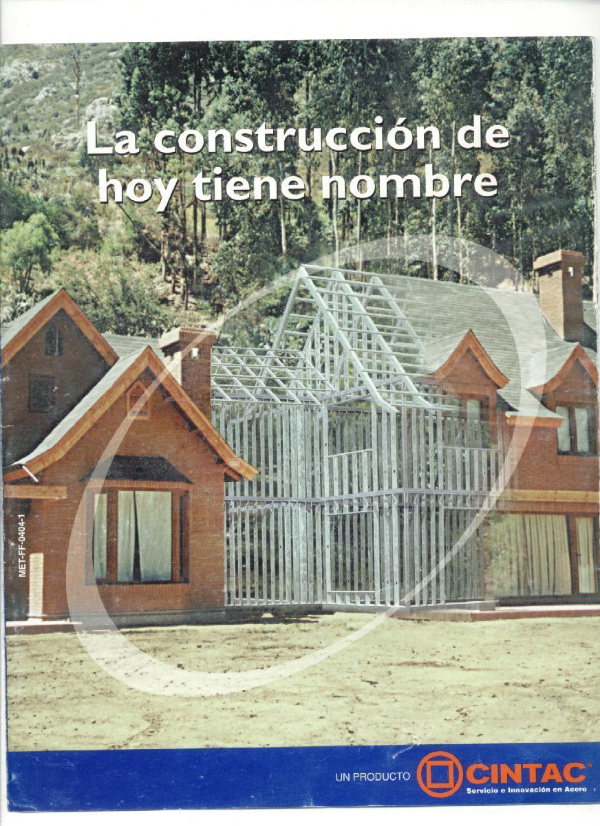 Fachadas de casas fachada de estructura metalica - Casas estructura metalica ...