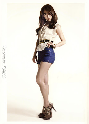 Profile SNSD Personal Picture