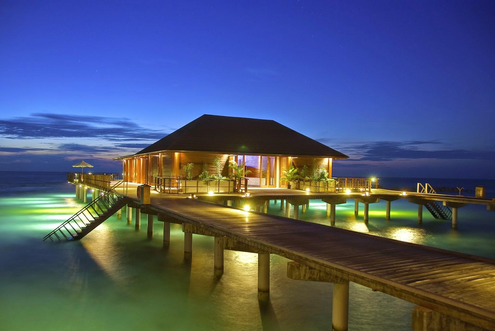 GreyIndecision reviews Paradise Island Resort & Spa Maldives
