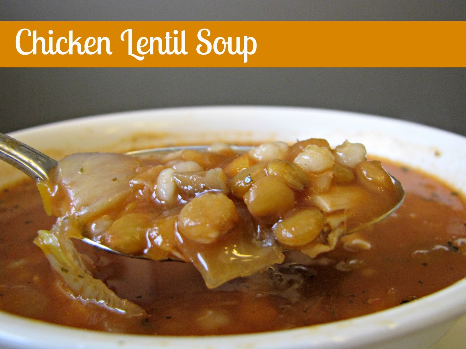 Lentil And Chicken Soup - 3 Pts Recipes — Dishmaps
