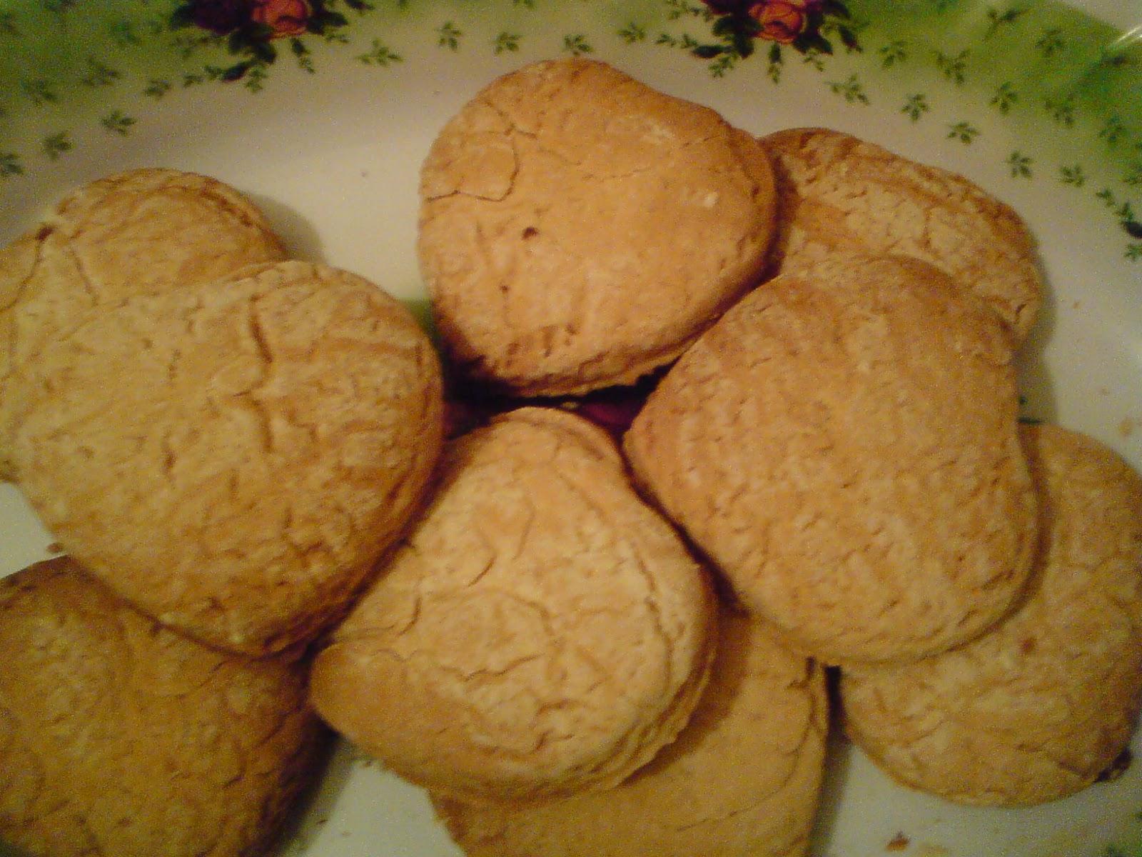 Печенье без яиц и маргарина рецепт пошагово