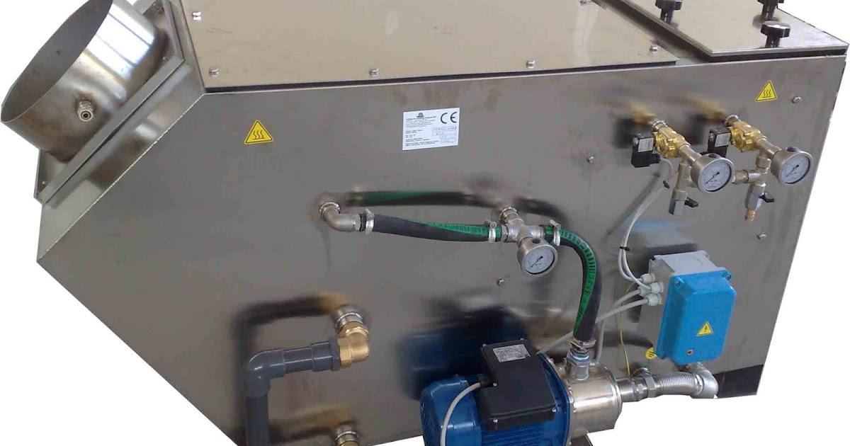 Etc group s r l abbattitore di fumi ad acqua clinear for Cappa senza tubo