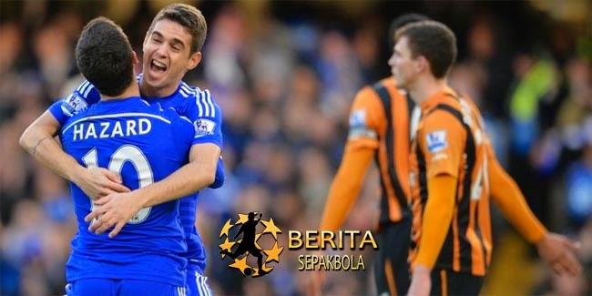 Eden Hazard Jadi Motor Kemenangan Chelsea