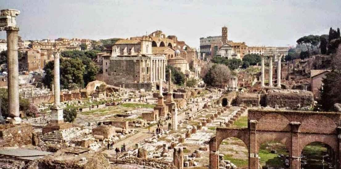 Sucesiones y antigua Roma