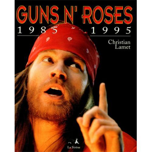guns n roses. guns n roses book 1