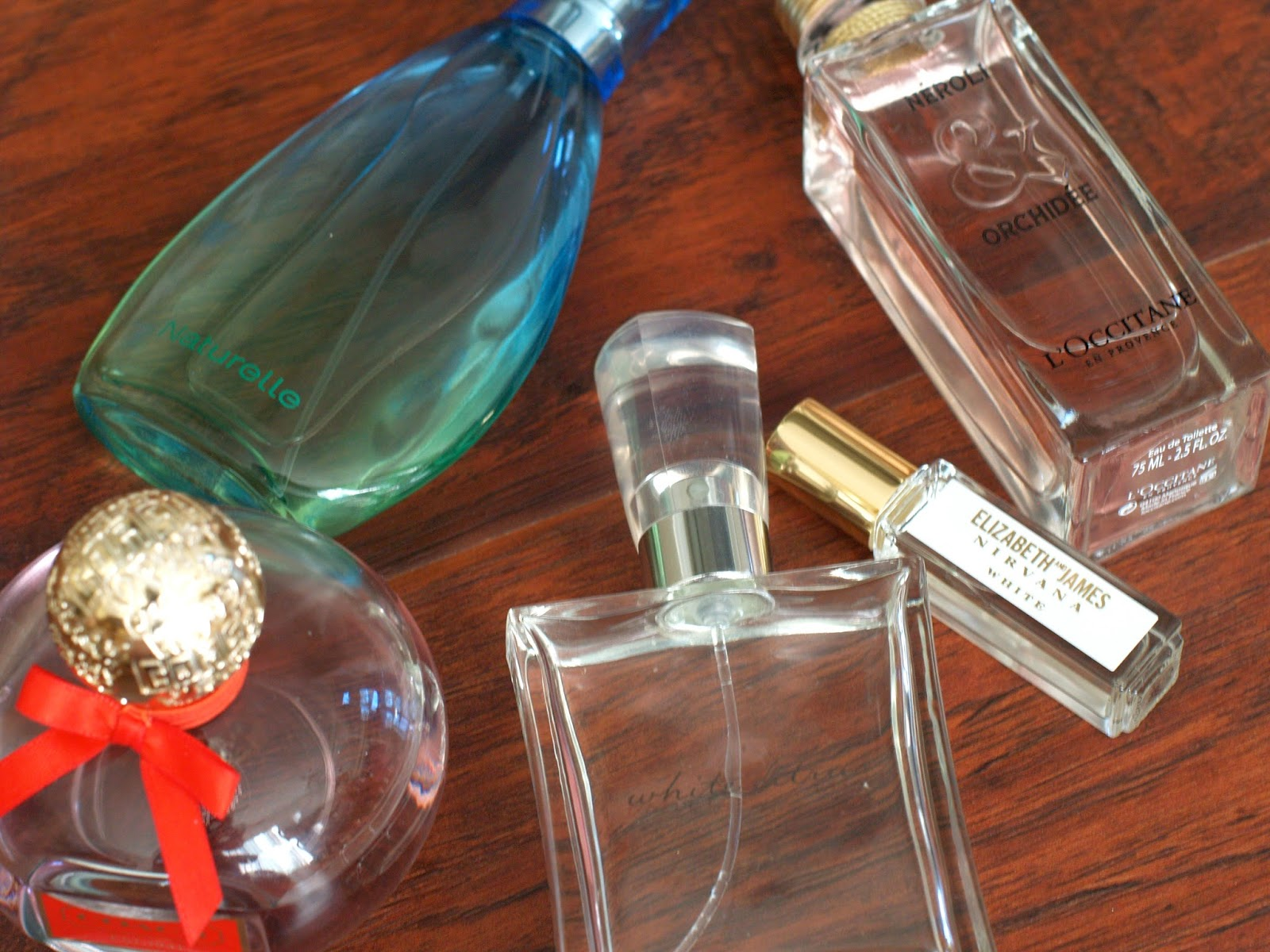 Fragrances for Summer