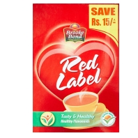 Amazon :Buy Red Label Brooke Bond Healthy Flavonoids, 500g at Rs. 175 : BuyToEarn