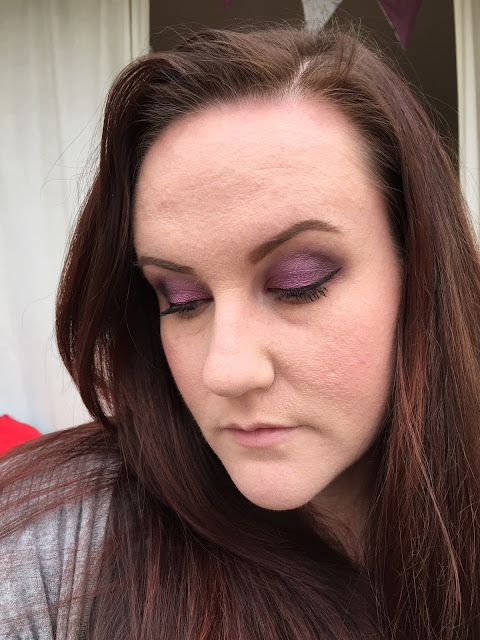 Trying out some new products from Neve and Urban Decay