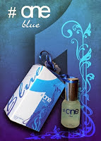 One parfum blue