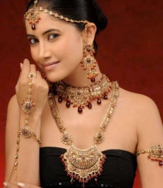 Bridal Wedding Jewellery Design Wallpapers