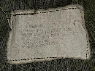 M69 Flak Vest