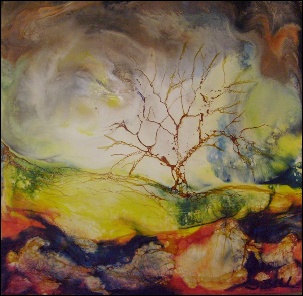 25 Creative Examples Of Encaustic Painting Bored Art