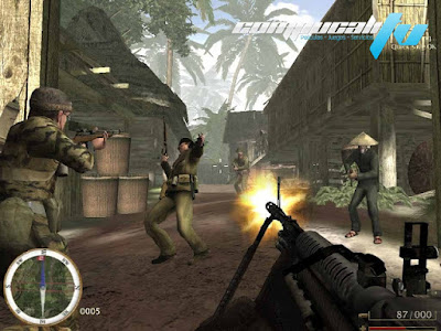 Download The Hell in Vietnam Game Play