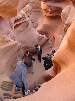 Antelope Canyon - Arizona - EUA