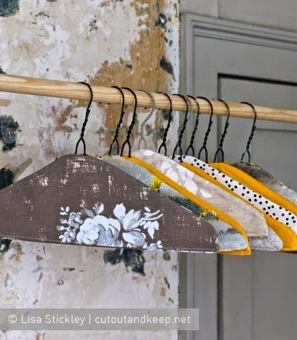 Bien-aimé Un gatto sul tetto: 7 idee per riciclare le grucce (da lavanderia) GO86