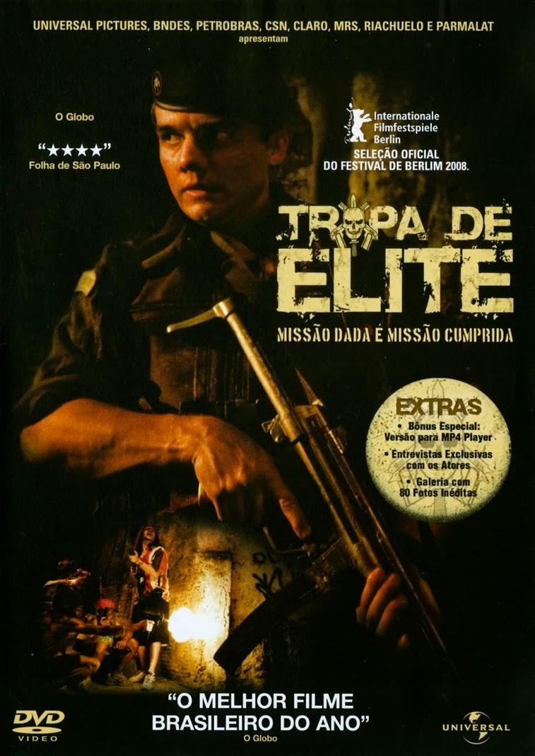 Tropa de Elite – Nacional (2007)