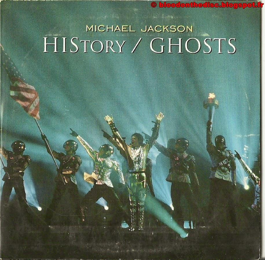 History Ghosts pochette avant