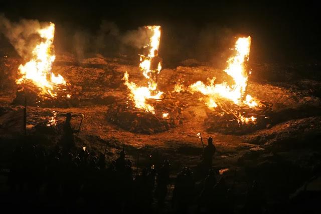 rodaje 4T juego tronos trama Stannis 6 - Juego de Tronos en los siete reinos