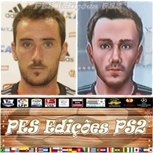 Federico Mancuello (Flamengo) Ex Independiente PES PS2