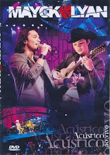 DVD Mayck e Lyan - Acústico e Ao Vivo 2010