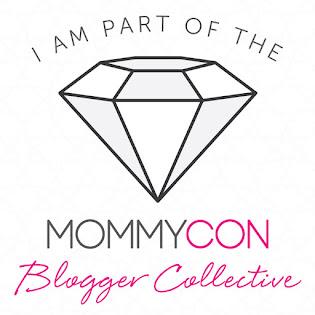 mommycon badge