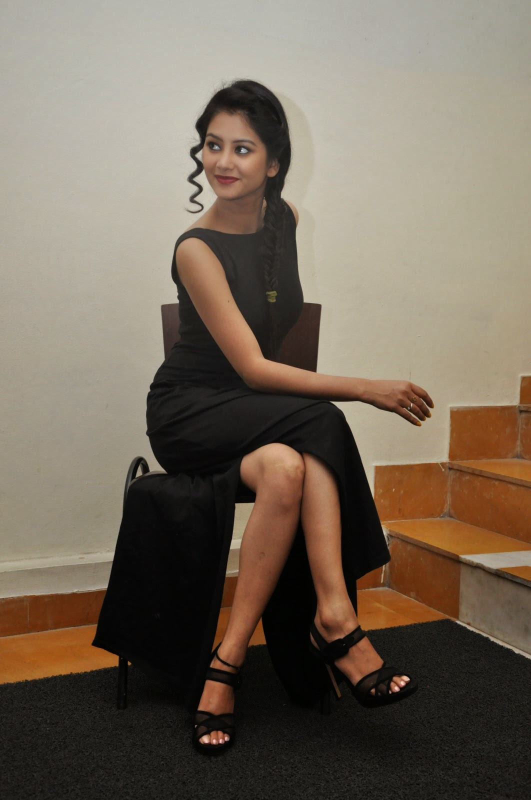 Monika singh sizzling photos in black-HQ-Photo-17