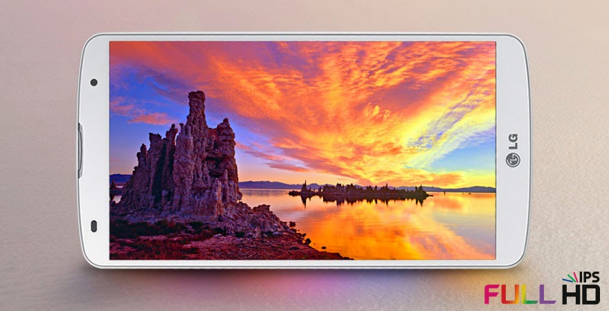 LG G Pro 2 Android KitKat Layar 5.9 inch