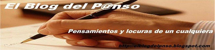 El Blog del P@nso