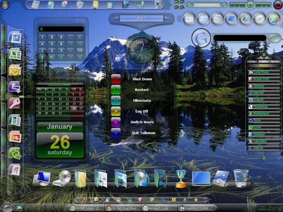 Stardock Windowblinds 7.4 - Thay đổi giao diện windows theo cách của bạn