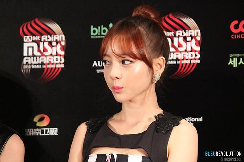 "GOOHARA Mnet Asian Award ""MAMA"" Picture"