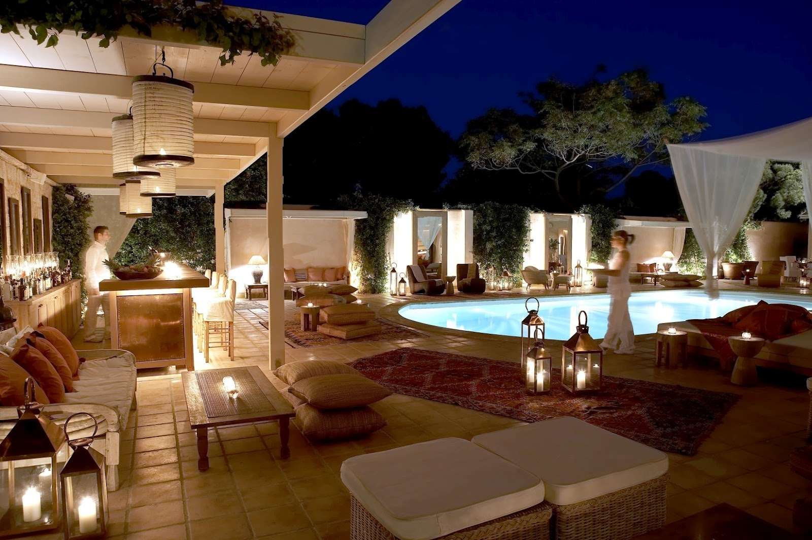 Passion for luxury the margi luxurious boutique hotel for Luxury boutique resorts