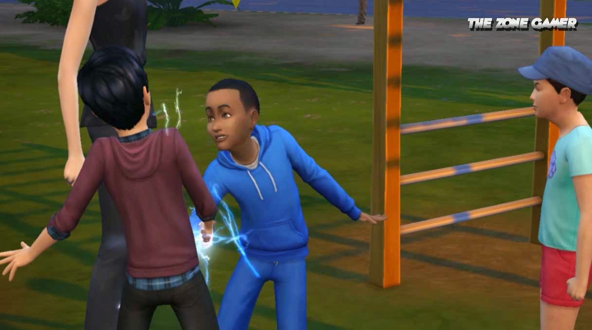 the sims 4 hand buzzer