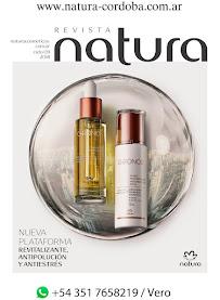 Para ver la revista Natura completa