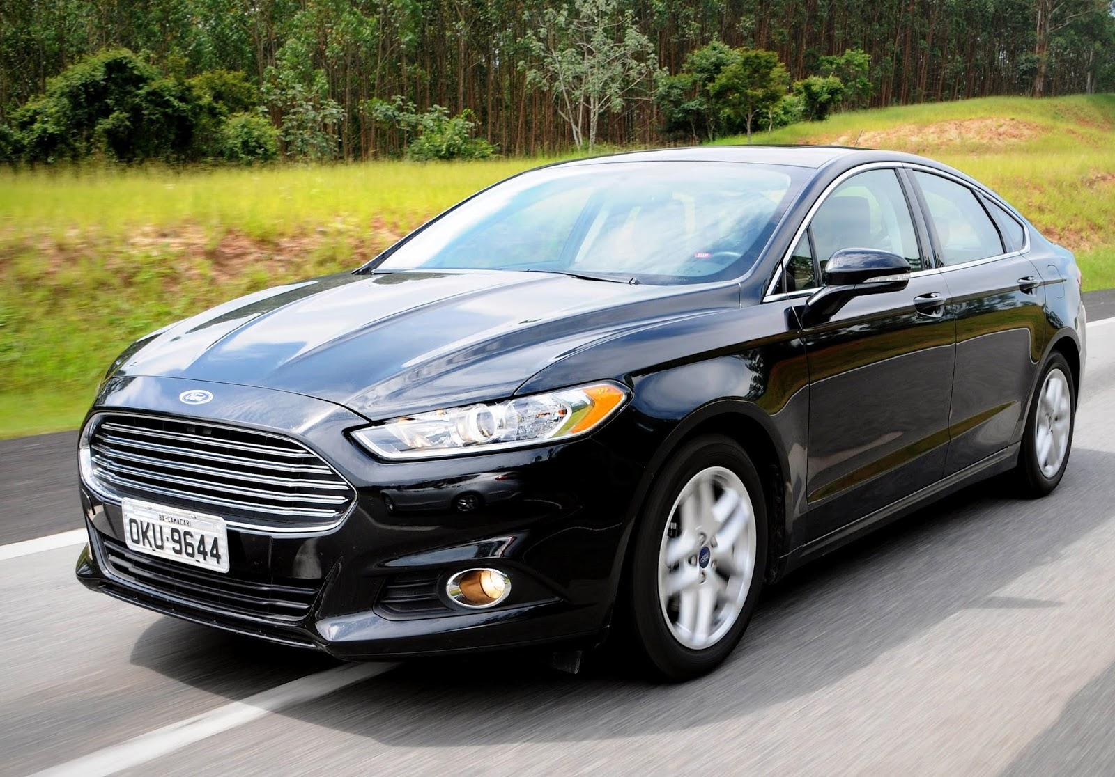 Carros Tunados: Ford Fusion Carros