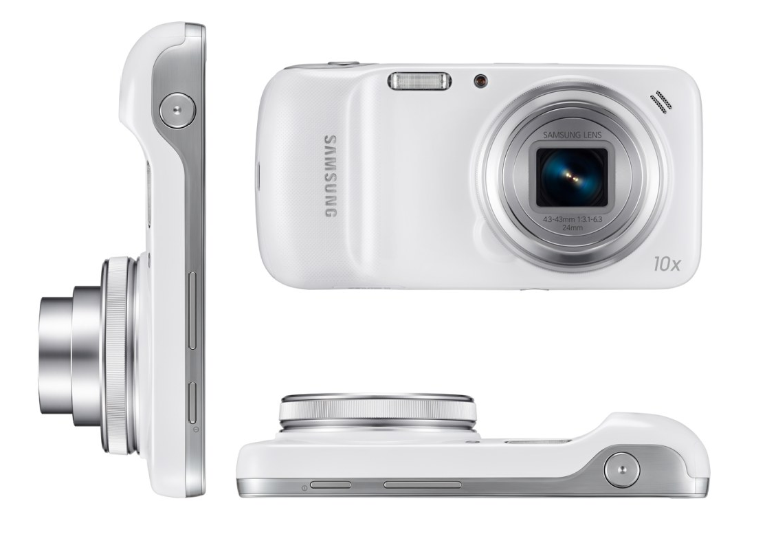 Now Available Samsung Galaxy S4 Zoom Geekschicksten Black The Compact Android Camera Is Here