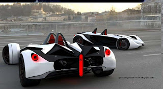 gambar mobil sports
