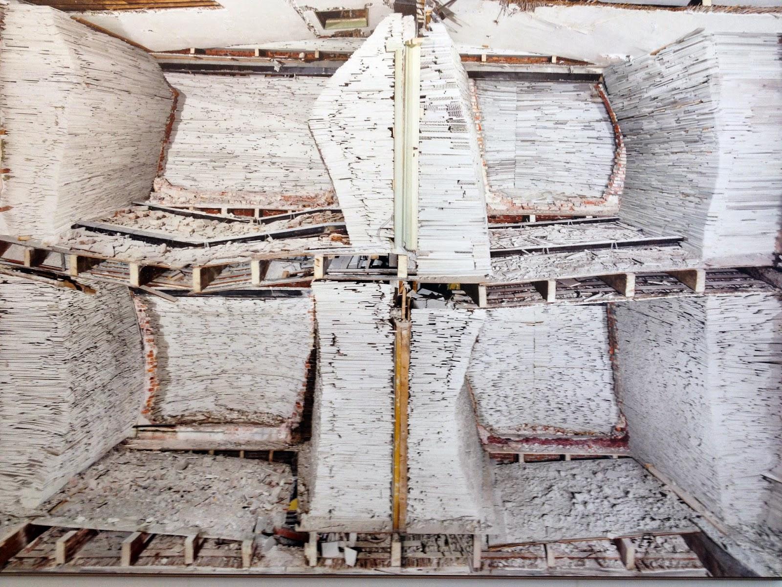Verwoest Huis Op Noord Marjan Teeuwen KunstRAI 2014