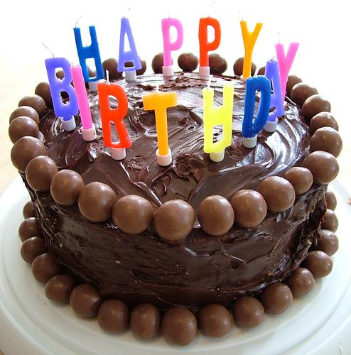 birthday cake - LoViNg IrFaN /wings