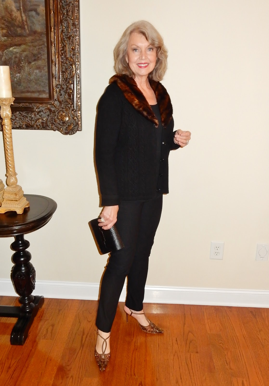 Fifty, not Frumpy: Dressing For Holiday Events