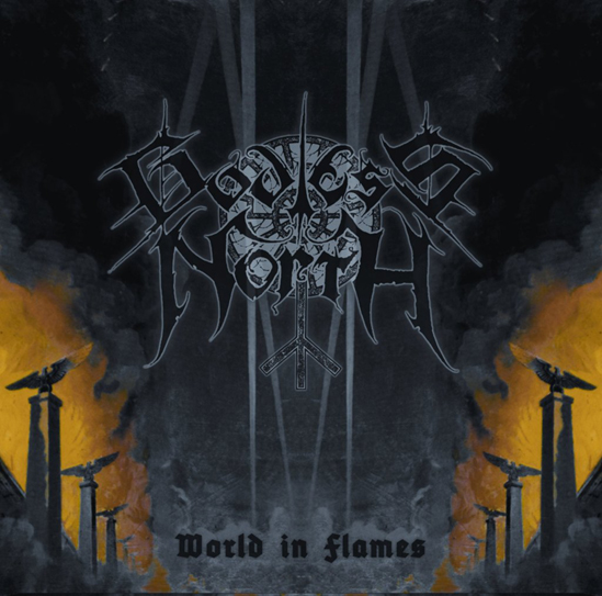 Godless North - World In Flames [EP] (2012)