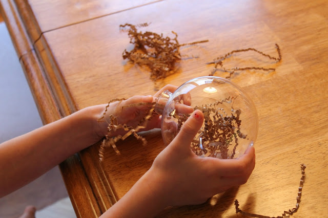 Easy to make reindeer ornaments