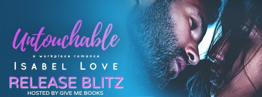 Untouchable Release Blitz