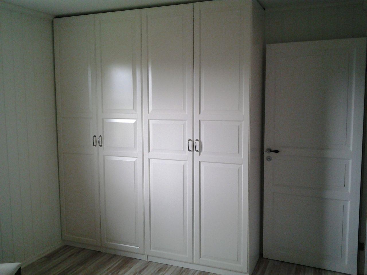 Ikea pax dører
