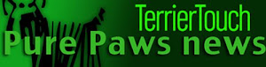 """Pure Paws """"Terrier Touch..."""""""