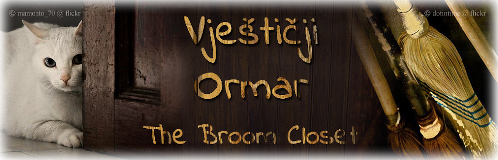 Vještičji ormar (The Broom Closet)
