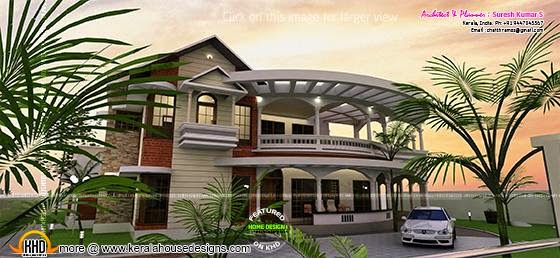Great home design elevation