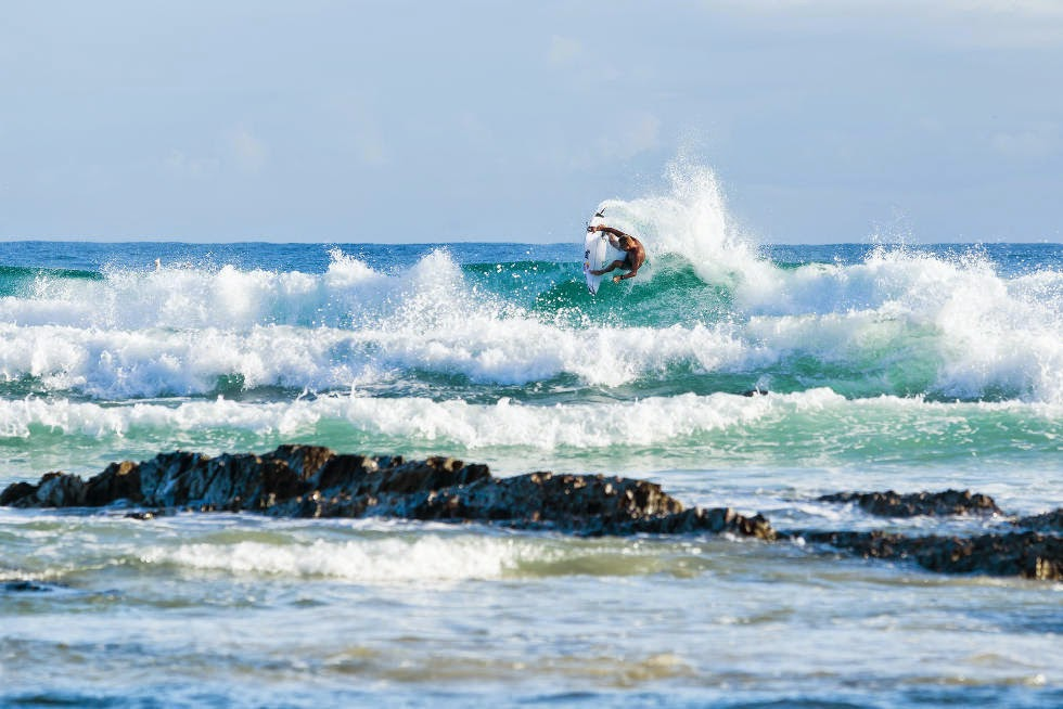 9 Quiksilver Pro Gold Coast 2015 Mick Fanning Foto WSL Kelly Cestari