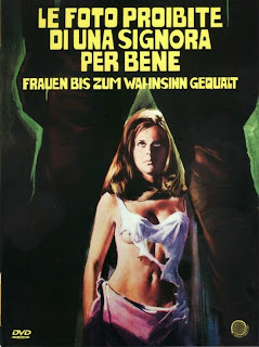 Forbidden Photos of a Lady Above Suspicion 1970