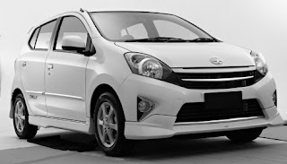 Toyota Agya Harga dan Spesifikasi