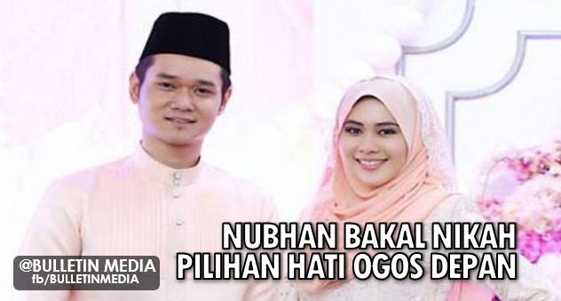 Nubhan Terima Banyak Tajaan Untuk Majlis Pernikahannya Ogos Depan